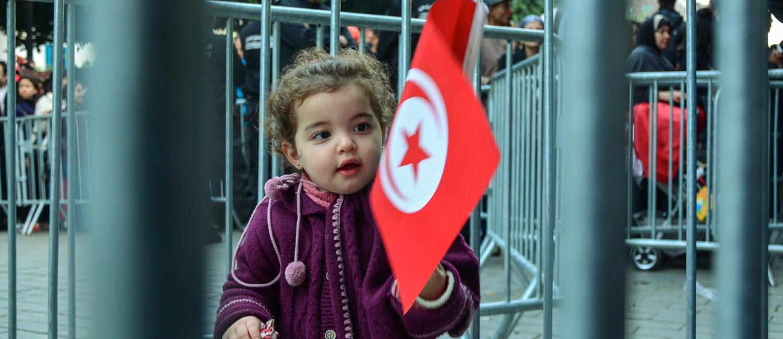 Tunisian Child